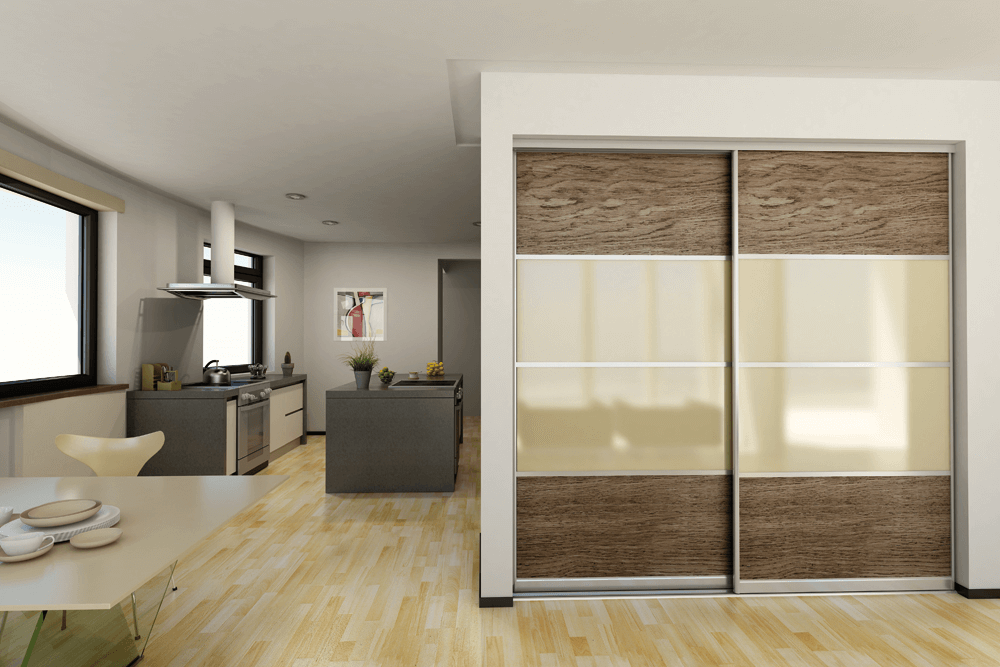 Chesterfield bedroom sliding doors
