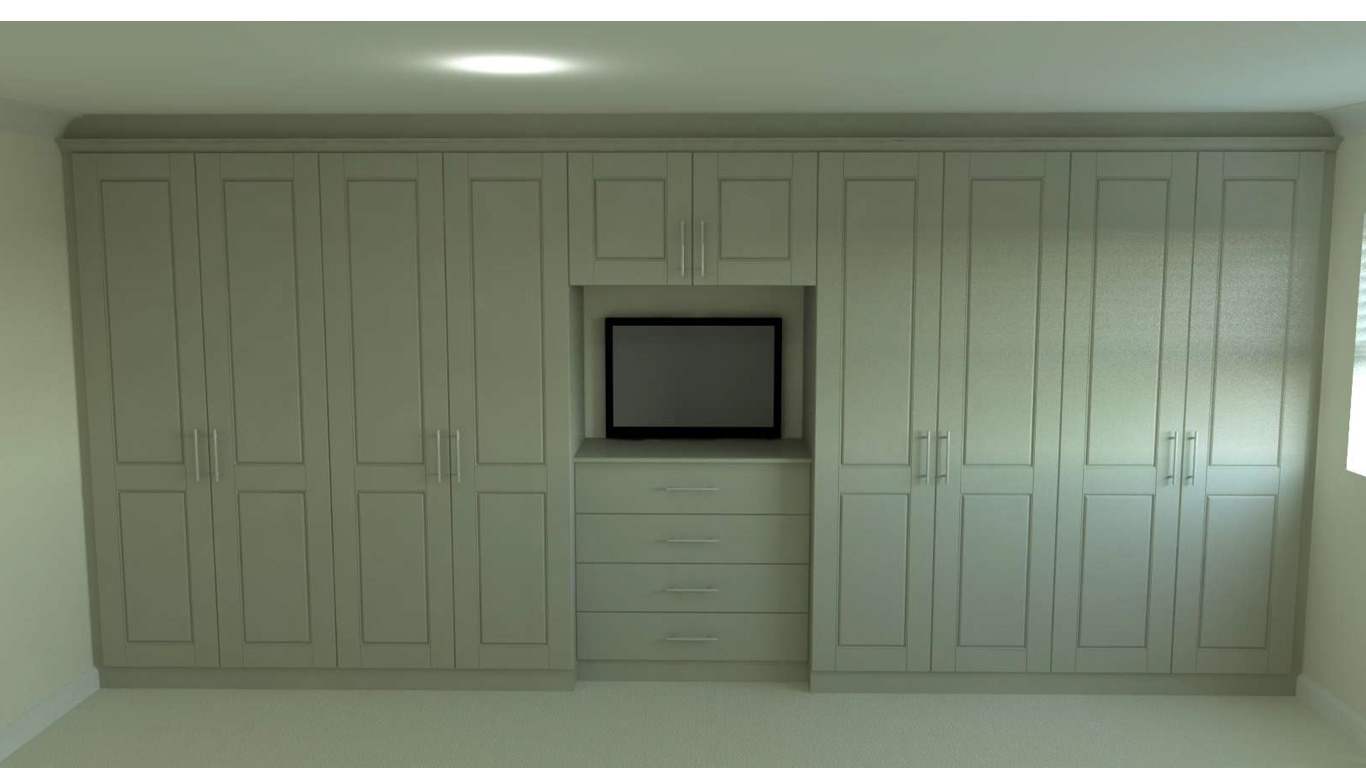 Chesterfield wardrobe design service